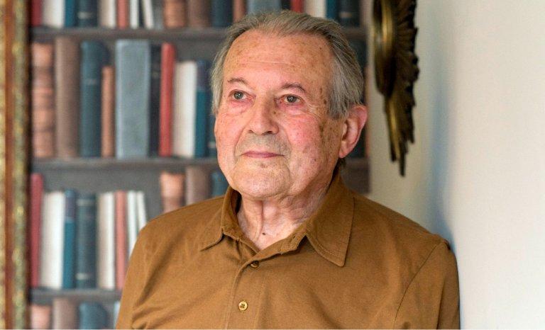 Michel Mourlet, notre Parménide