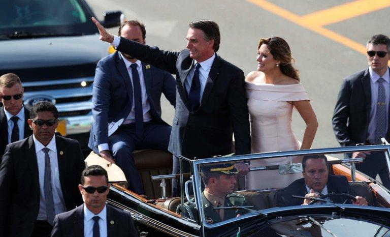 Bolsonaro, l'ennemi idéal