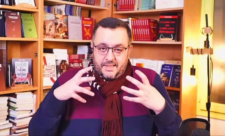 L'ubuesque «libre pensée» de Salim Laïbi