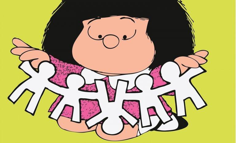 Mafalda, c'est moi!