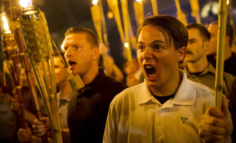 Suprémacistes blancs: «séparés mais égaux»