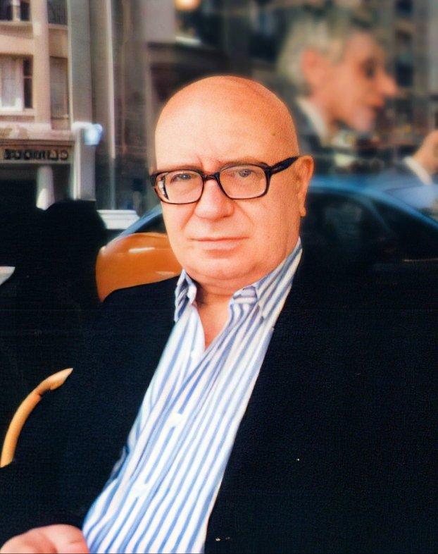 L'écrivain Jean Parvulesco (1929-2010). © D.R.