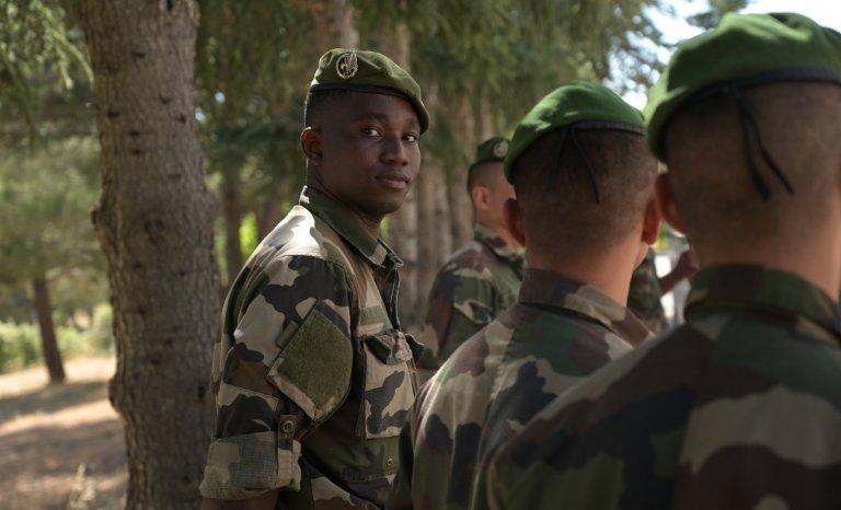 Légion étrangère: le chant d'honneur
