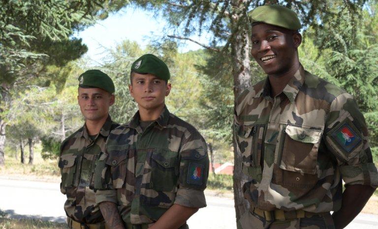 Légion étrangère: 147 nationalités, un seul drapeau