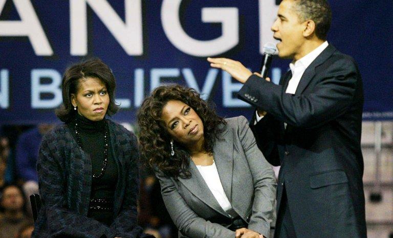 Oprah, le jeu de la dame