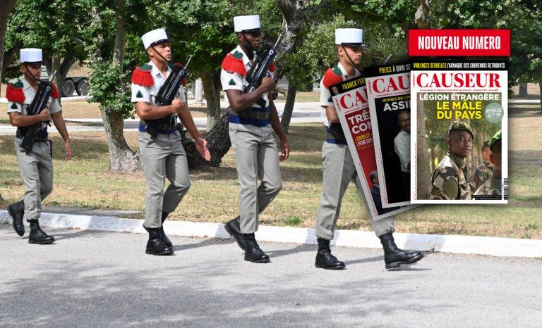 Légion étrangère: le mâle du pays