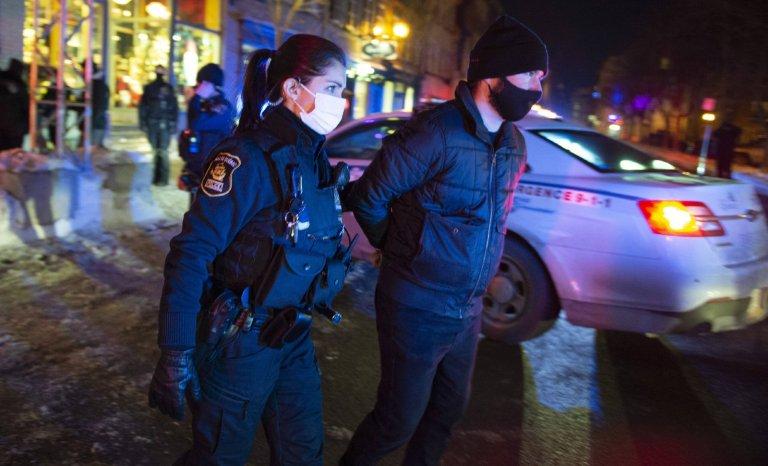 «Le Québec est le seul État en Amérique du Nord à avoir imposé un couvre-feu intégral»