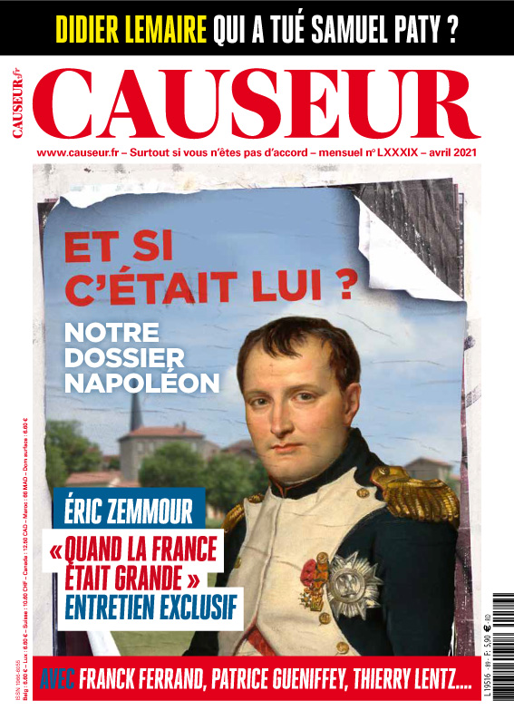 Avril 2021 – Causeur #89