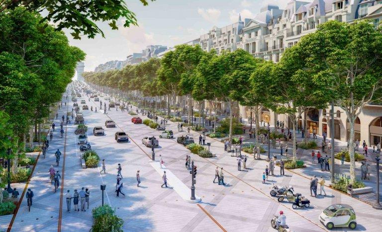Champs-Elysées: l'avenue la plus bête du monde?