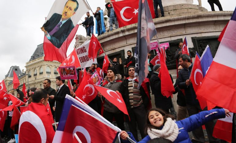 Les Turcs en France: un «isolat» séparatiste?