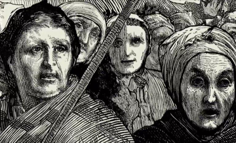 La Commune selon Arte: copie à revoir