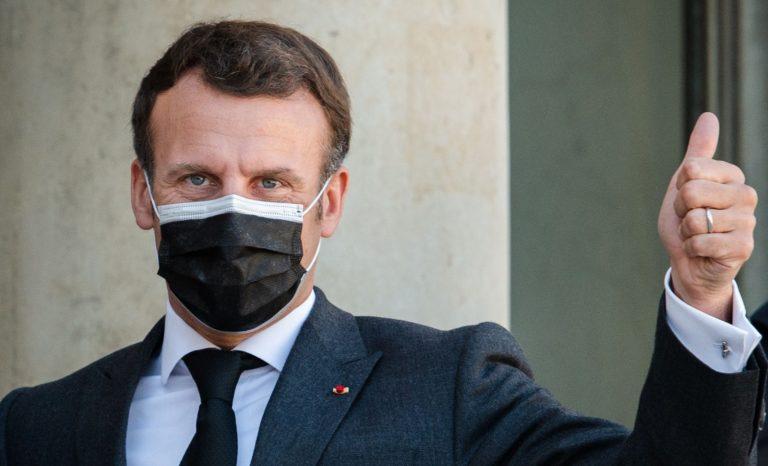 « Pour 2022, Macron se veut Turgot, Bonaparte et de Gaulle » !