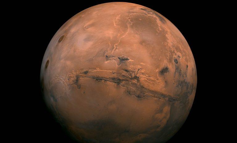 Mars : laissez-nous rêver!