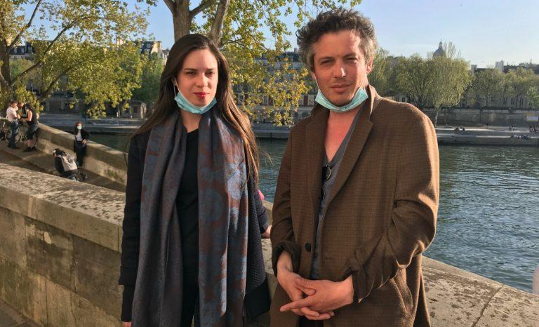 17 heures de garde à vue pour un masque sous le menton en plein Paris!