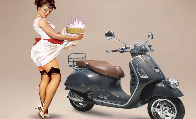 La guêpe fête aujourd'hui ses 75 ans!