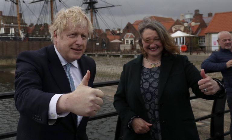 Boris garde le contrôle