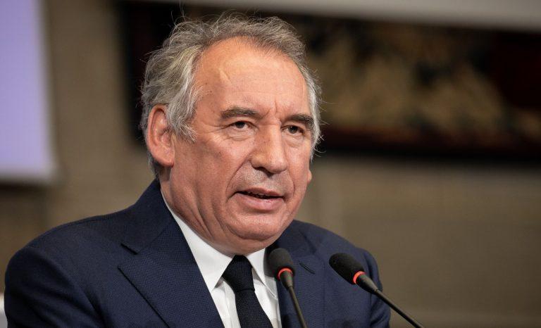 François Bayrou: haut-commissaire aux réfugiés