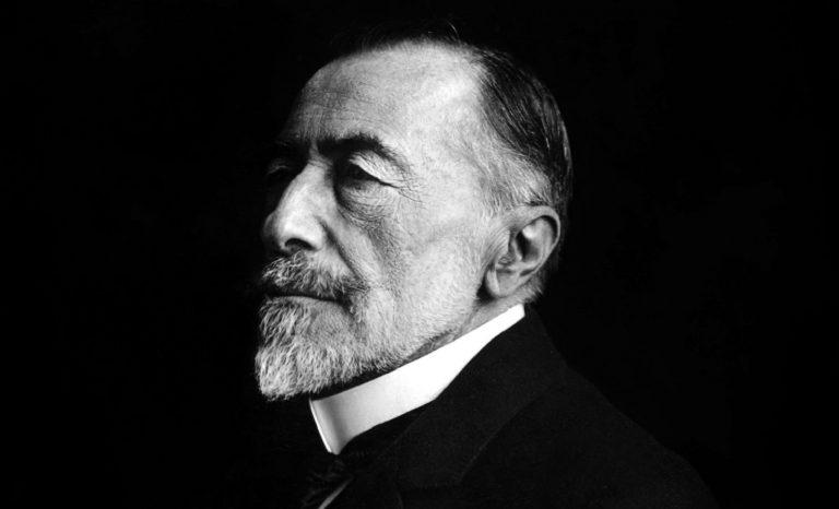 Joseph Conrad, la tempête humaine