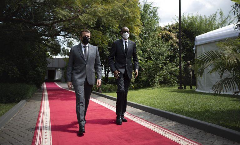 Jeu, set et match: Kagame