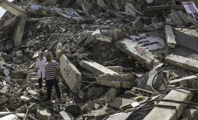 Delenda est Gaza