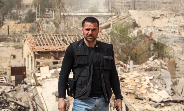 Pris en otage par les islamistes, Alexandre Goodarzy témoigne