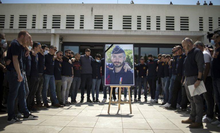 Mort d'Éric Masson: la police française n'est plus confrontée à une criminalité usuelle
