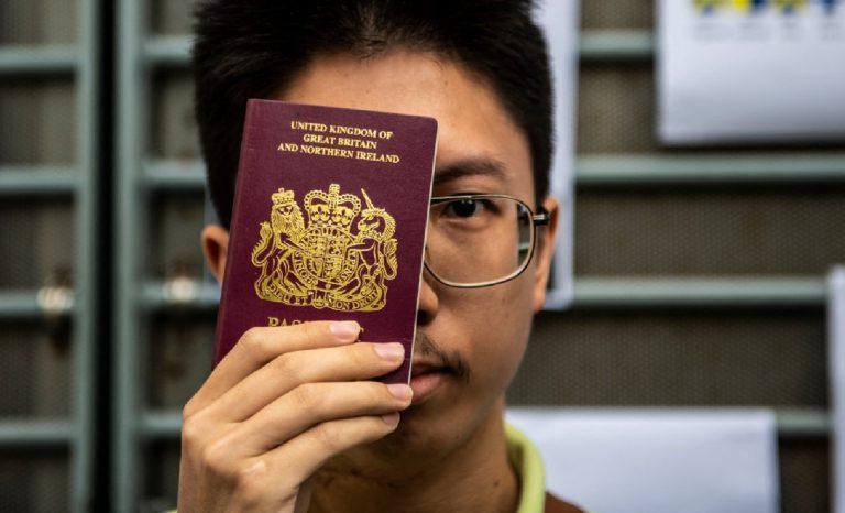 Hong Kong, les parapluies changent d'île