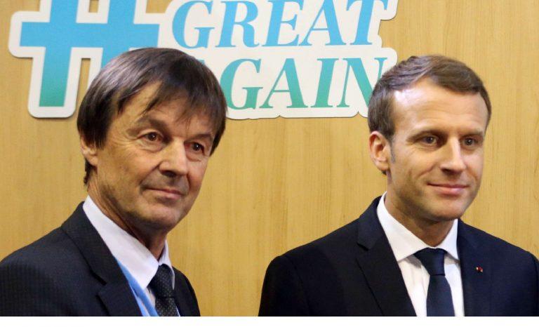 Macron le destructeur
