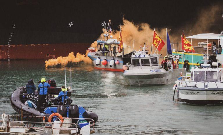 L'armada post-Brexit rentre au port bredouille