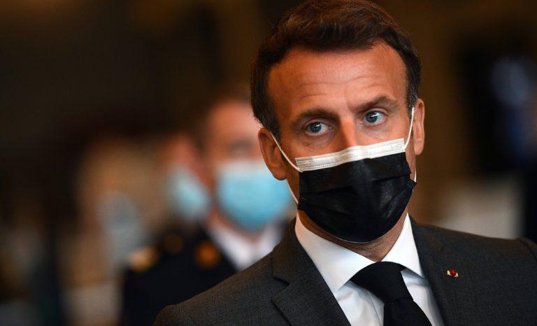 Le Chifoumi d'Emmanorwell Macron