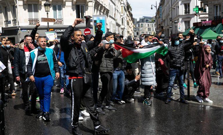 Les manifestations pro-palestiniennes ne feraient-elles plus recette?