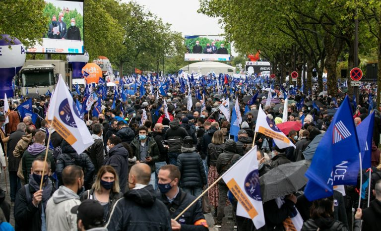 Manifestation des policiers, la fin du politiquement correct?