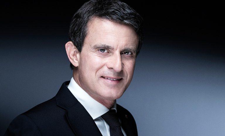 """Manuel Valls: """"Les Français n'en peuvent plus de l'ambiance qui règne en France"""""""