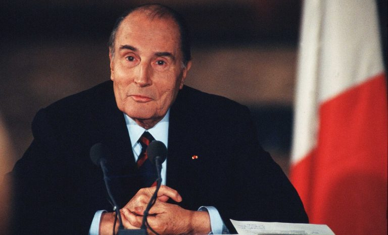 Je me souviens de Mitterrand…
