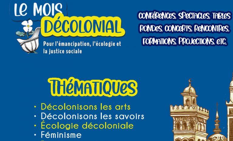 Mois décolonial à Grenoble: crétins des Alpes