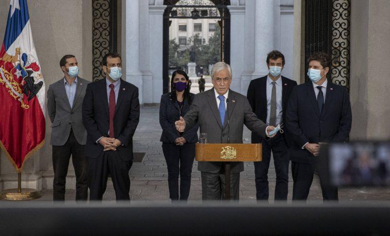 Chili: une nouvelle Constitution pour éviter la révolution!