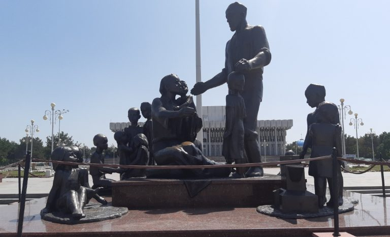 1941-1945: Ouzbékistan terre d'accueil