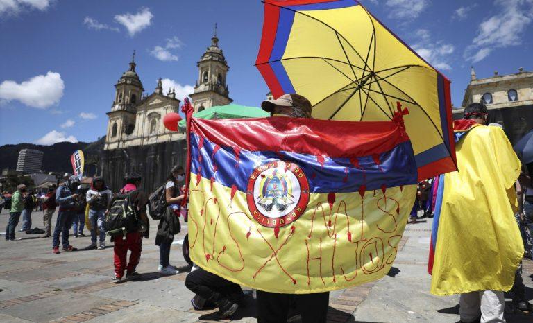 « Si la violence prend le dessus en Colombie, cela va encore favoriser les extrêmes »