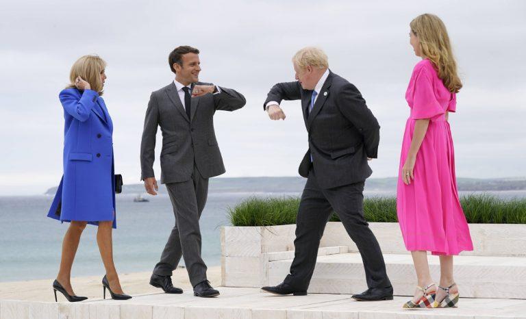 Au menu du G7, grande coalition contre la Chine et bataille de saucisses