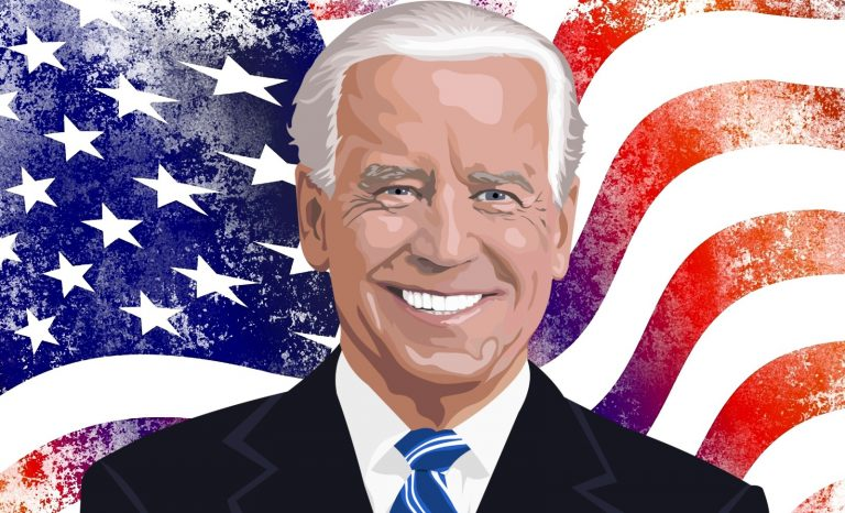 Mon nouvel ami, Joe Biden