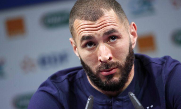 IFOP : 58% des Français saluent le retour de Karim Benzema en équipe de France
