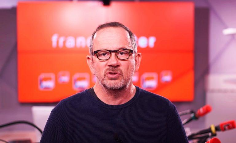 Comment demeurer le grand éditorialiste de France inter par temps politique agité?
