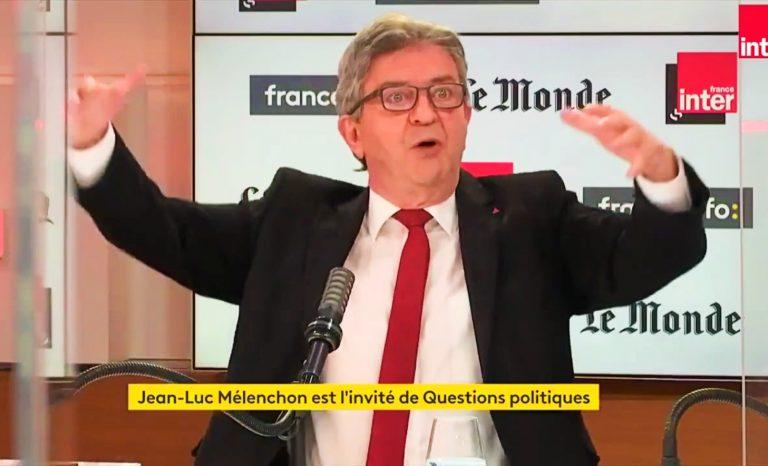 Selon Mélenchon, un système est à l'œuvre dans l'élection de Macron et derrière les attentats de Mohammed Merah