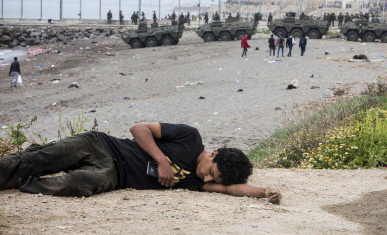 Migrants mineurs: la faute à l'Europe
