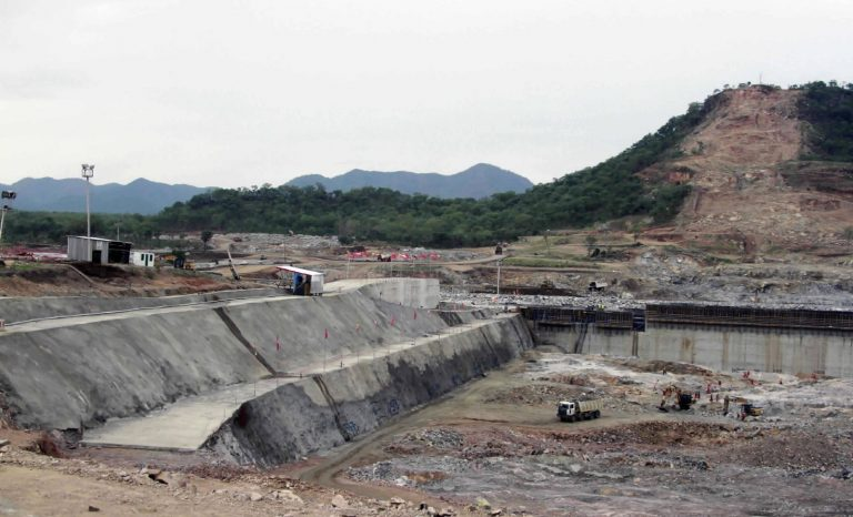 Éthiopie, Égypte, Soudan: intense stress hydrique autour du grand barrage de la Renaissance
