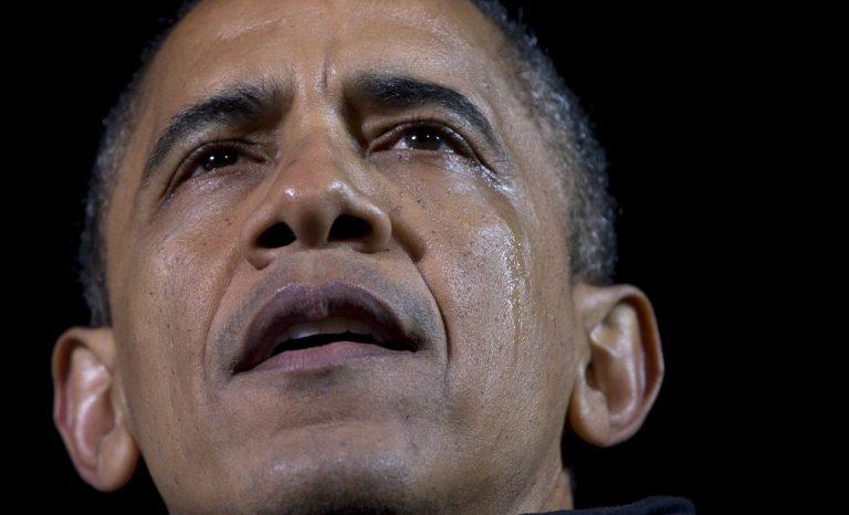 Faut-il pleurer pour être un homme?