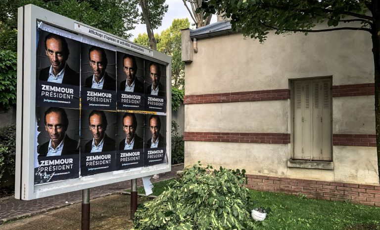 """Zemmour candidat """"sous-marin"""" pro-Macron, ce complotisme autorisé…"""