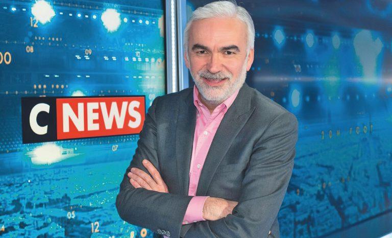 Pascal Praud: élu phénomène télé de l'année