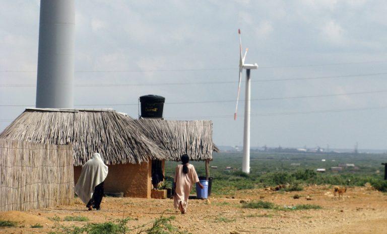 Transition énergétique indigène