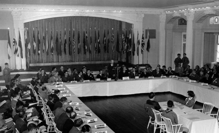 Un terrible anniversaire : la destruction des accords de Bretton Woods